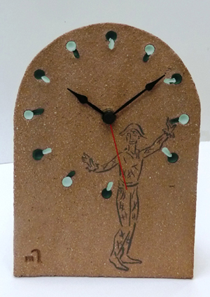 Rellotge Arlequí