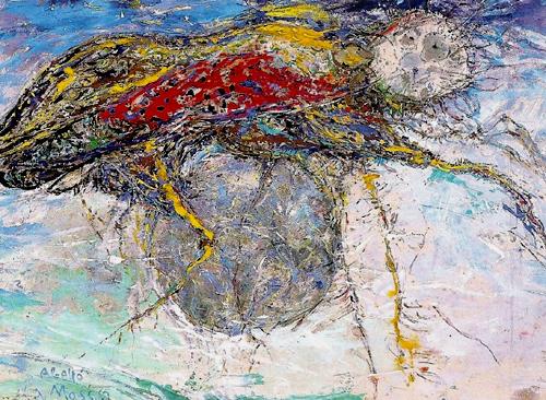 La mosca, Joan Abelló
