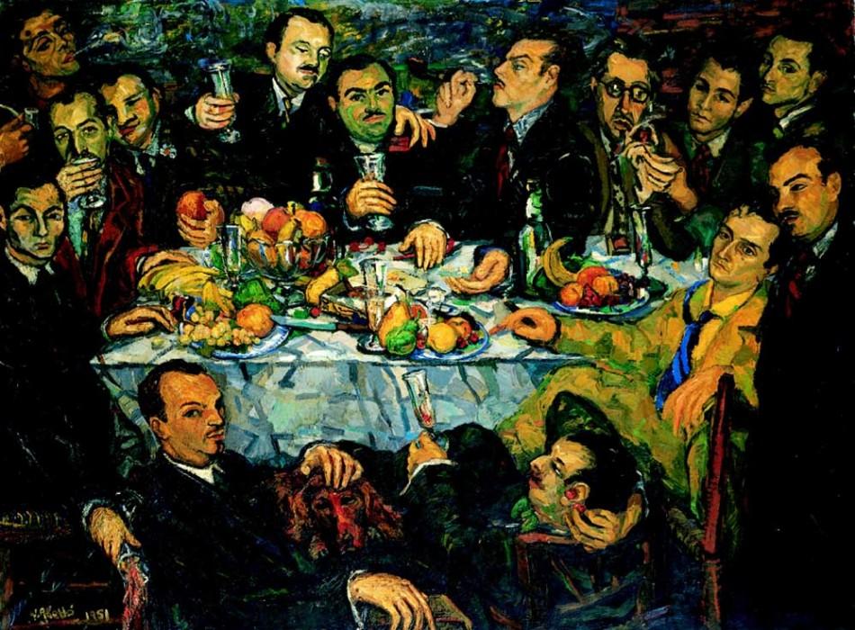 El sopar dels amics