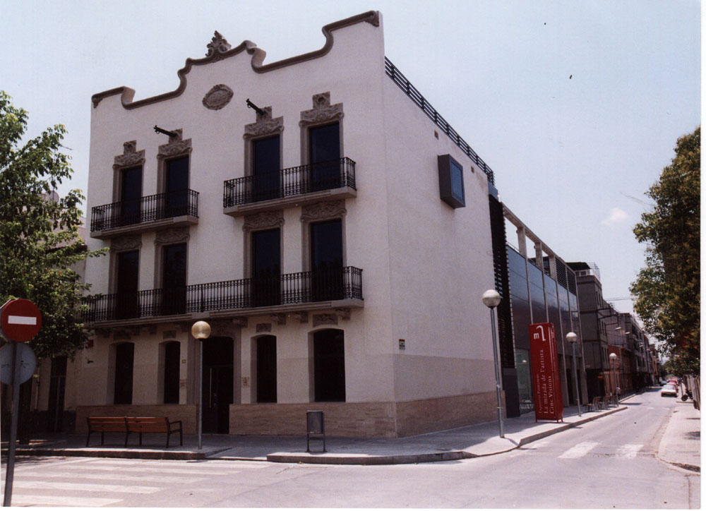 Façana Museu