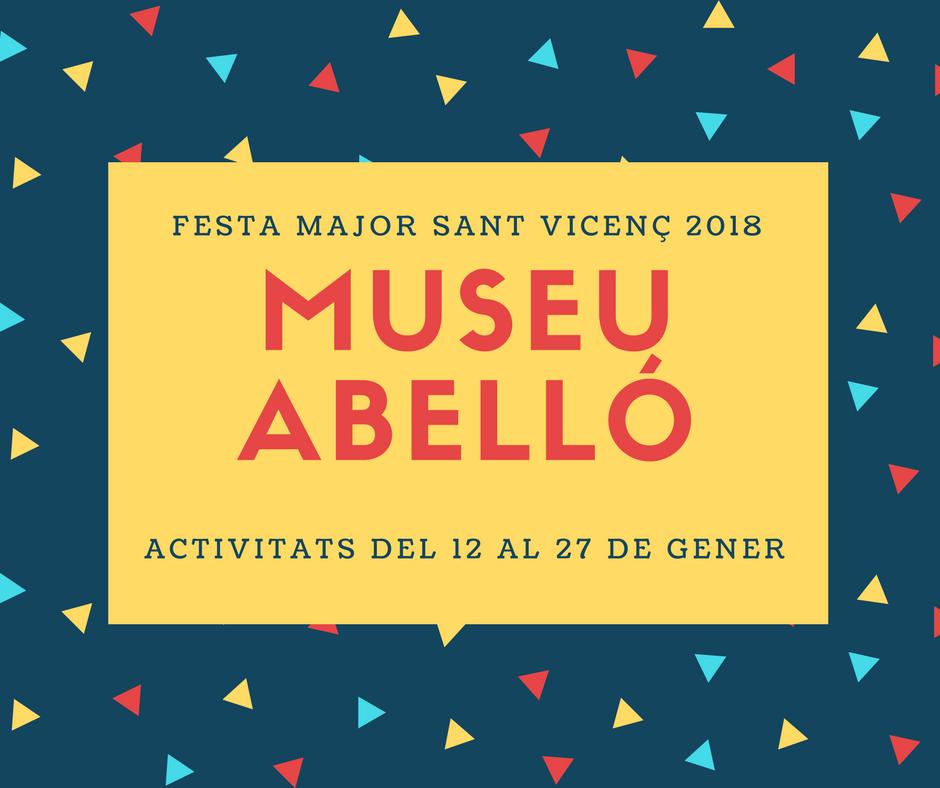 FESTA MAJOR DE SANT VICENÇ 2018_pORTADA_web