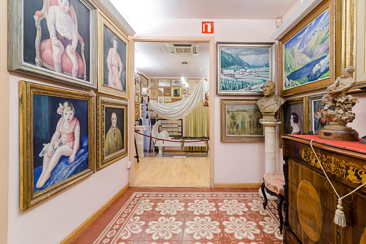 Museu abell la casa del pintor - La casa del pintor gandia ...