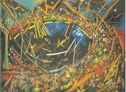 Circ a Praga, Joan Abelló