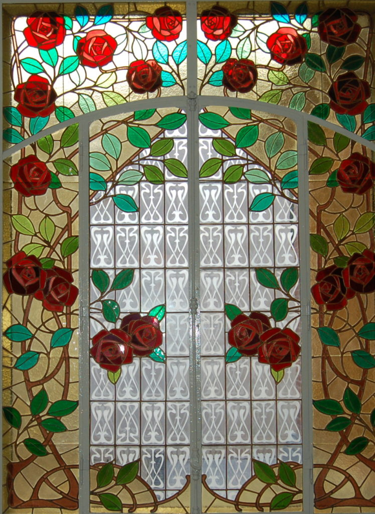 modernisme i flors